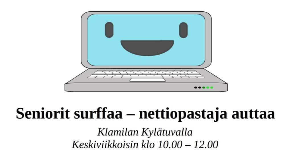 Seniorit surffaa @ Kylätupa Ronkuli