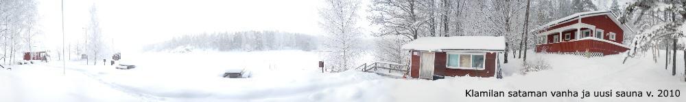 Avantouinnit Klamilassa @ Klamilan kalasatama, veneilijöiden sauna | Klamila | Suomi