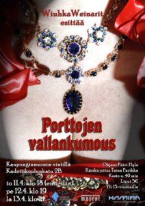 Teatteria museolla: Porttojen vallankumous @ Kaupunginmuseon vintti